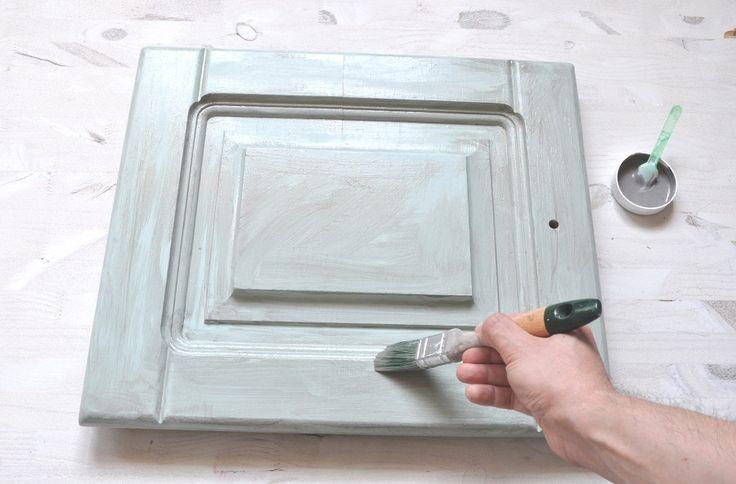 M s de 25 ideas incre bles sobre pintando las puertas en for Pintar puertas sin lijar
