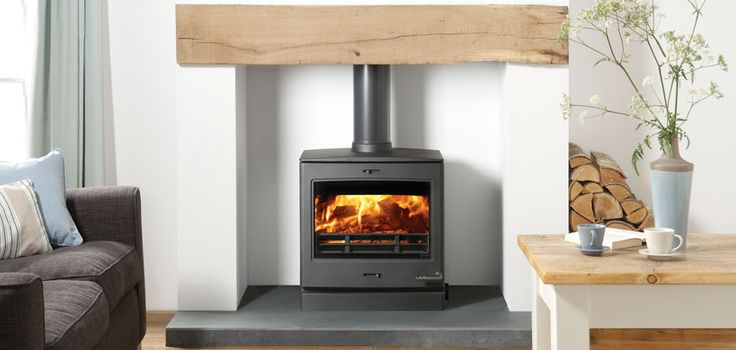 CL8HB Multi-fuel Boiler Stove | Yeoman Stoves