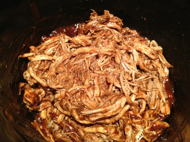 Ingredient Pulled Pork | Yummy food | Pinterest