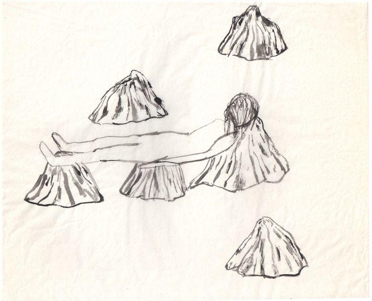 drawings 2012-2013 : Caroline Gaedechens