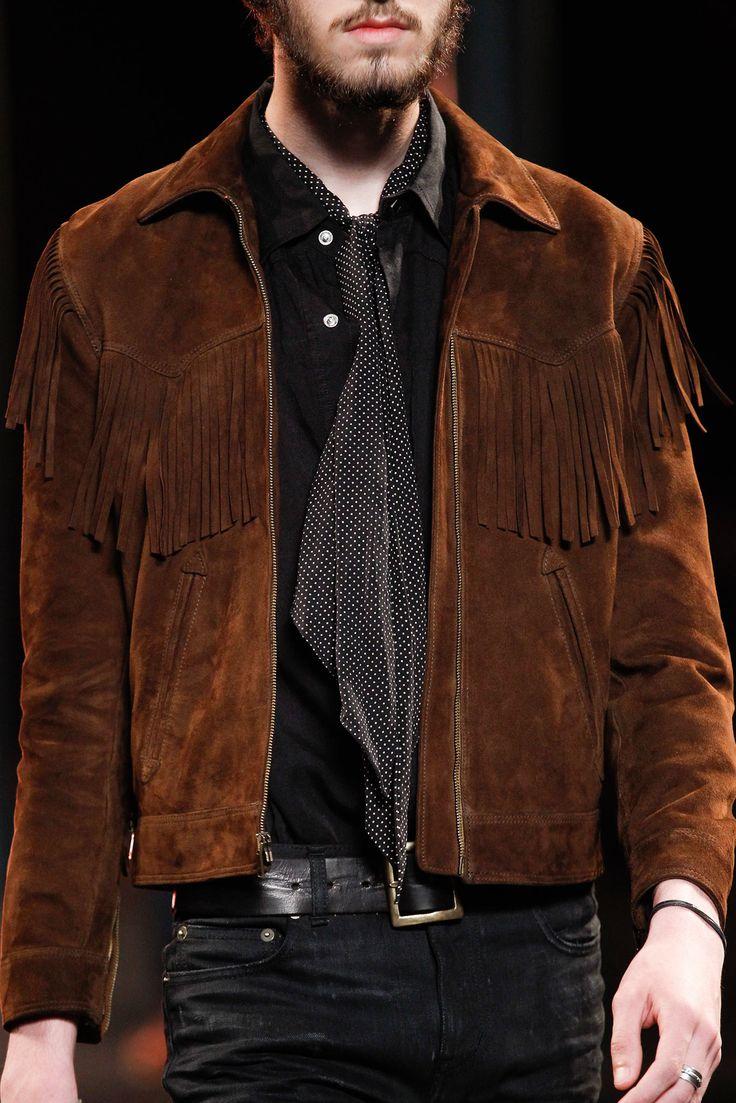 Saint Laurent Spring 2015 Menswear - Details - Gallery - Style.com