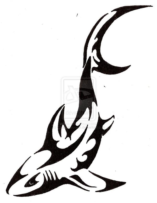 Another tattoo shark! cool-tattoo-ideas