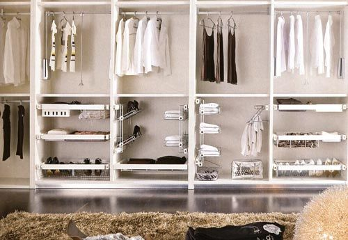 Walk-In Wardrobe Design