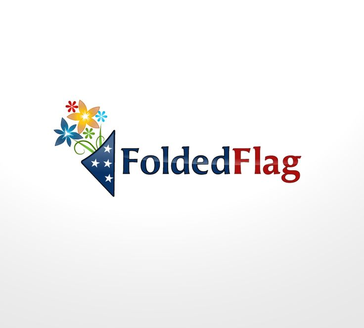 Help us design a logo for Folded Flag - Honoring American Heroes by simPAL