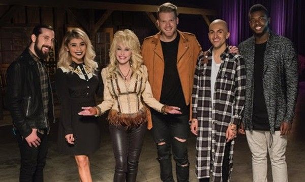 "You Haven't Lived Until You've Heard Dolly Parton and Pentatonix's A Capella Version of ""Jolene"""
