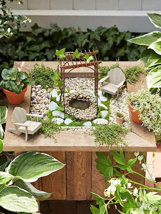 Walk In Garden Box: 17 Best Images About GARDENING On Pinterest