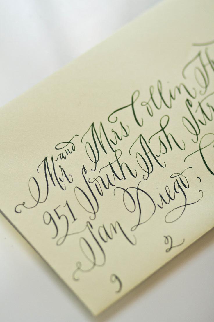 17 Best Images About Addressing Envelopes On Pinterest