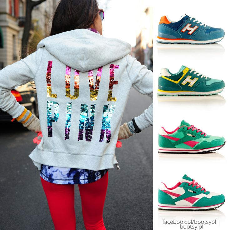 Amerykańska blogerka NYCPretty lubi sportowy casual i kolory. Optymistyczne barwy w takiej stylizacji powinny się znaleźć również na stopach! Do wyboru do koloru - błękit, mięta, morska zieleń z neonowymi akcentami! -> http://bit.ly/1m0Ay7K #bootsypl #sportowycasual #kolorowe #buty #colorshoes #adidasy #mint #sportowe #chcewnichbiegac