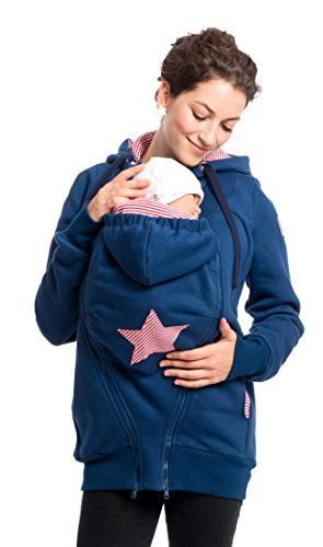 Jacke fur babytragen