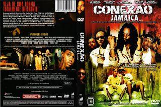 Bem Brasil Capas: Conexão Jamaica - Capa + Label DVD