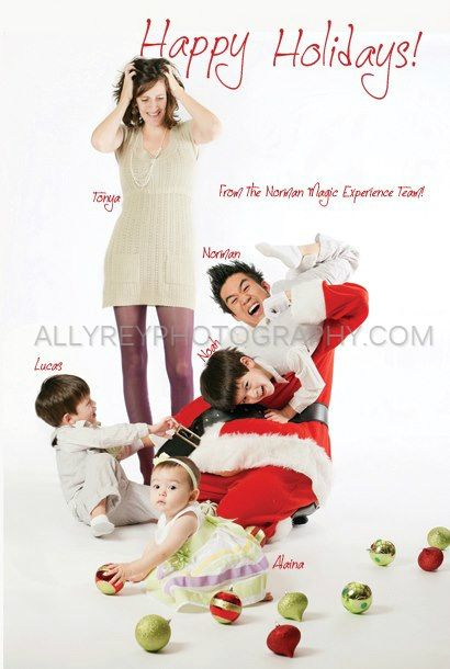 Swell 25 Best Ideas About Funny Family Christmas Cards On Pinterest Short Hairstyles For Black Women Fulllsitofus