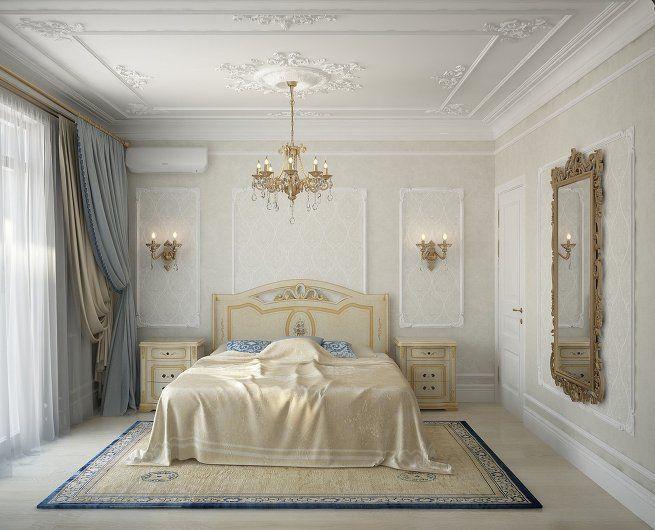 20 Bedroom Gypsum Board Wall & Ceiling Designs Ideas ...