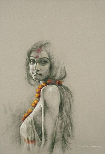 Sanatan Dinda is an Indian visual artist from Kolkata. He grew in stature to be…