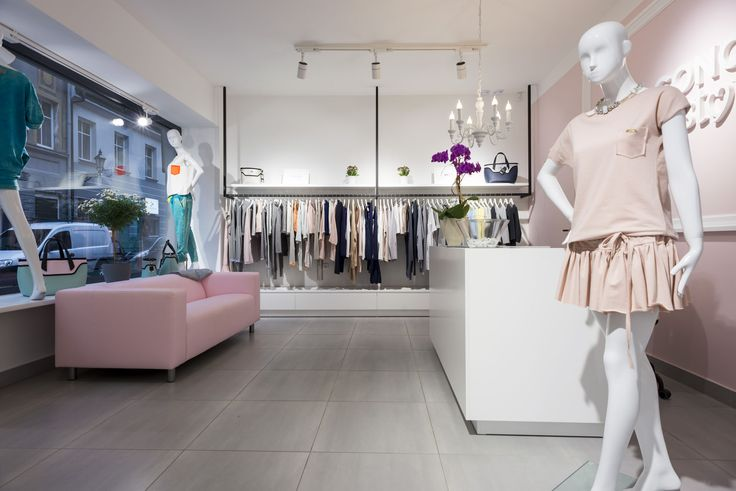 Fashion store lighting, Track Lighting, CONCEPT STORY, Track Light Citizen, oświetlenie moda