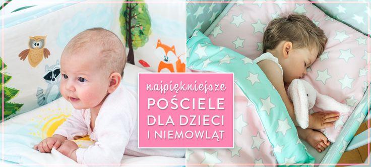 Znajdziesz u nas cudne pościele dla dzieci :) Zapraszamy do sklepiku dziecięcego oraz meblowego mamaania.com.pl