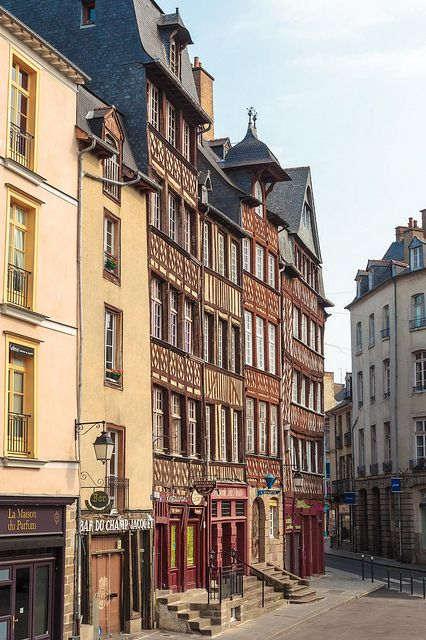 Rennes,France  justin lived here for a little over a year! I'd love to have him show me around !!