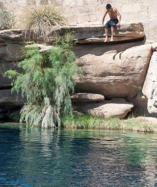 The Blue Hole,