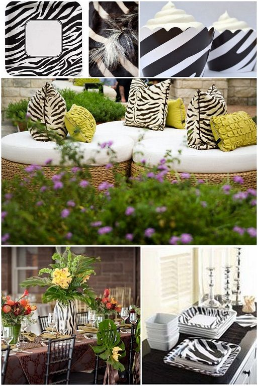 animal print party « The Daily Design by Koyal Wholesale