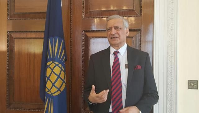 COMMONWEALTH NOT A BOUTIQUE ASSOCIATION SAYS KAMALESH SHARMA  - COMMONWEALTH NATIONS  ASSOCIATION - NEWS OF INDIA