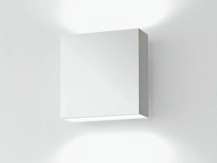 Lampada da parete a LED a luce diretta e indiretta MOX