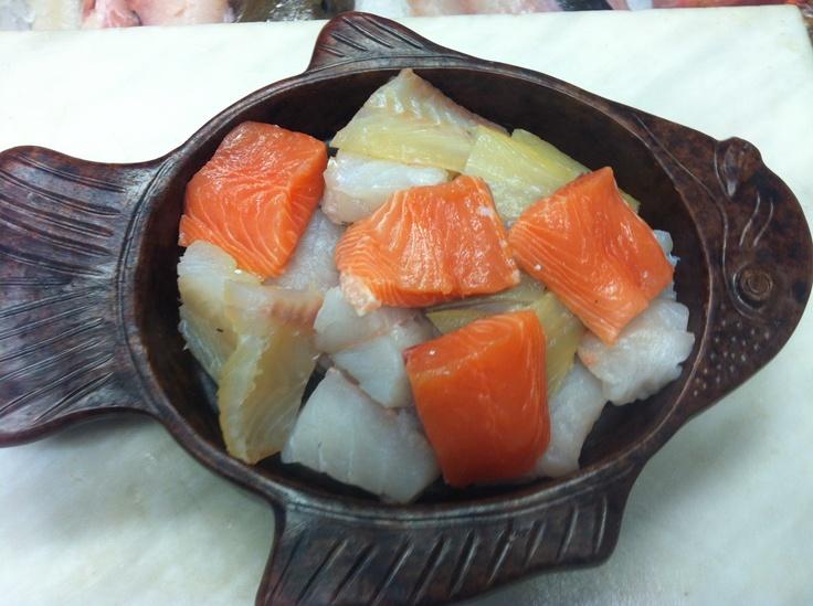 Delicious Fish Pie Mix
