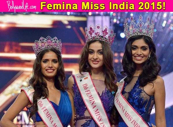 The Femina Miss India 2015 took place last night at Yash Raj studios. The most glamorous event of the year 2015.  The event was hosted by funny man Manish Paul who did a fab job and was joined by Neha Dhupia for a small segment.