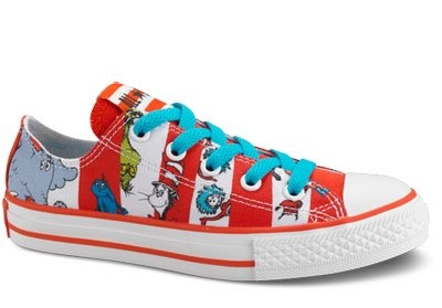 Dr. Seuss shoes---I WANT THESE