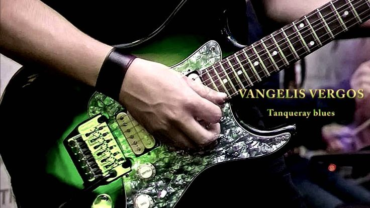 Vangelis Vergos - Tanqueray blues