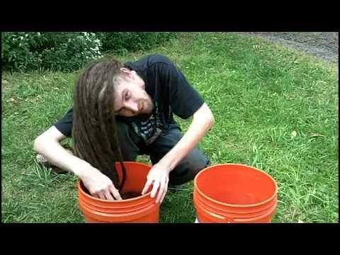 how to deep clean your dreadlocks