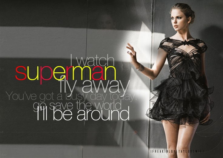 Superman- i havent heard this song