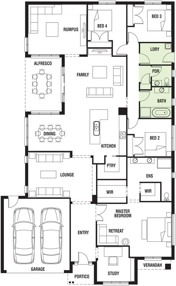 Pin by brooke lodge on floor plans pinterest for Davis homes floor plans