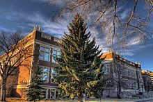 Corbett Hall, University of Alberta Campus - Wikipedia