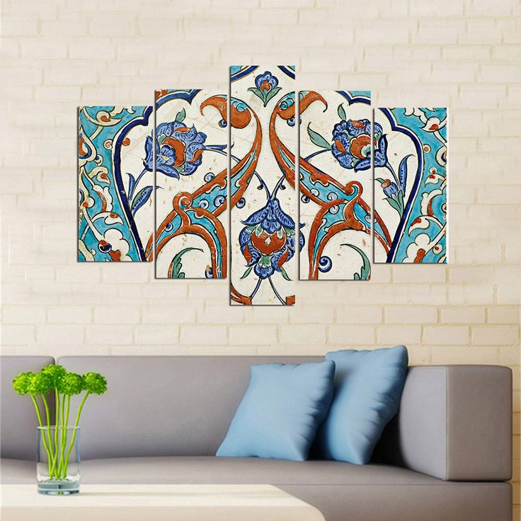 Traditional Turkish design wall art