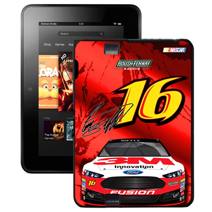 Greg Biffle 7'' Kindle Fire Case - Red - $17.99