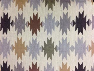 Sunbrella Chieftain Sedona SUF45941-0000 Indoor-Outdoor Upholstery Fabric - Sunbrella Chieftain Sedona SUF45941-0000 has multiple colors in a Southwestern pattern.   Pick up your sample free today!