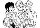 Jan, Jans en de kinderen  vergeet de grote, rode, je-weet-wel kater niet