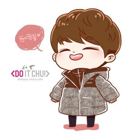#D.O too cute!! #fanart