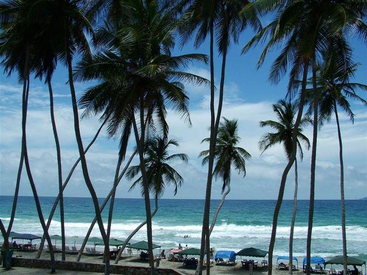 Playa el Agua ~ Isla de Margarita, Venezuela