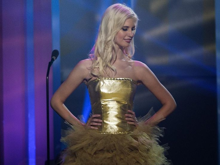 Miss Slovenia, Urska Bracko