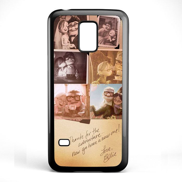 Carl And Ellie Pixar Up Quotes Tatum 2406 Samsung Phonecase Cover