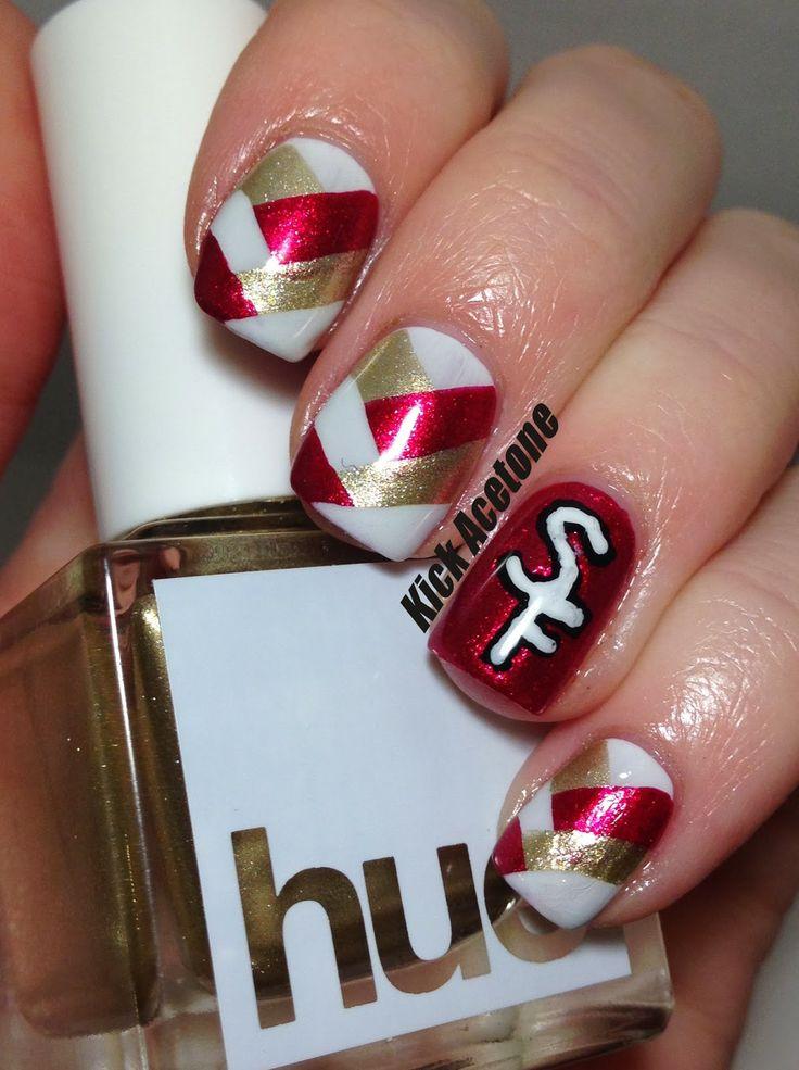 Kick Acetone: 49ers Nails!