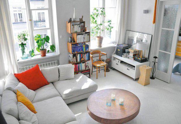 Zdjęcie numer 1 w galerii - Aranżacja salonu: urządzamy przytulny pokój dla rodziny