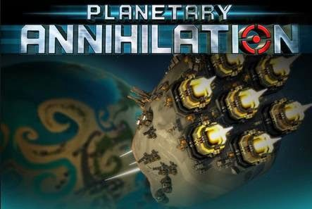 Free Download Game Planetary Annihilation for PC