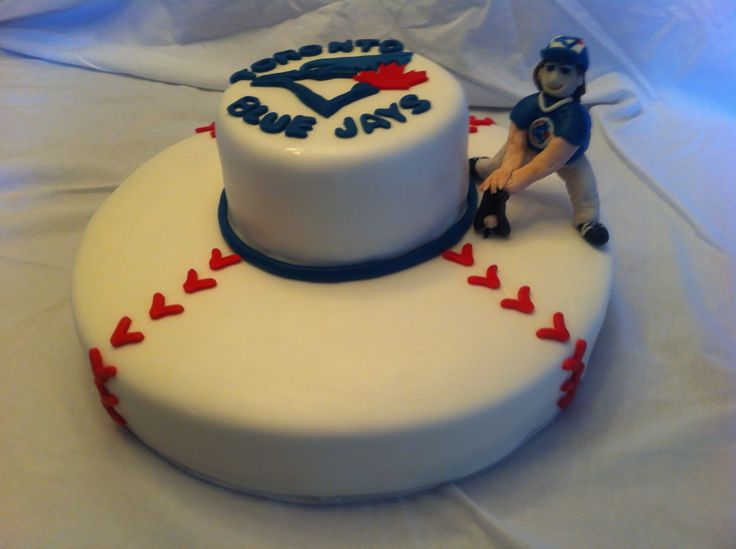 Cake Images Jay : 55 best images about Blue Jays Cakes & Sweets on Pinterest ...