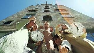 En rolig historia: Tidens historia - UR Skola