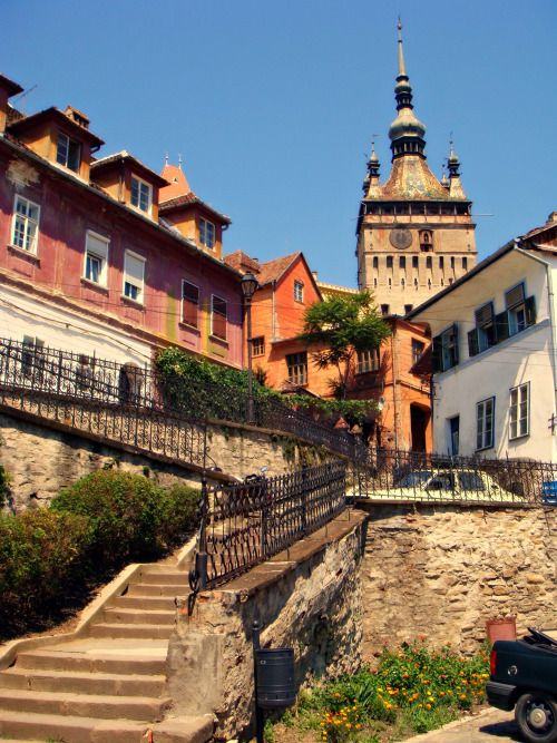 Sighisoara - Romania (by CameliaTWU)