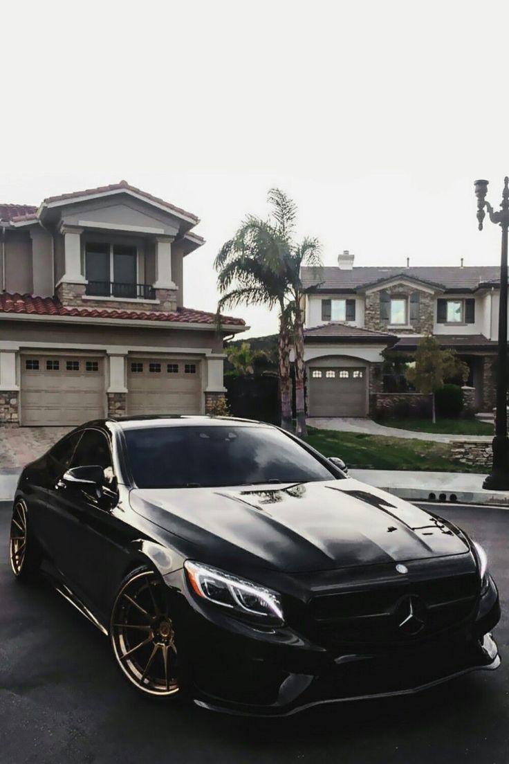 Mercedes-Benz S-class. Pinterest:@larissgs ☪