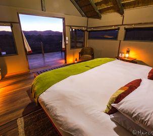 Glamping in the Namib Desert, your tent at Kulala Desert Lodge, Sossusvlei #Safari #Africa #Namibia #WildernessSafaris