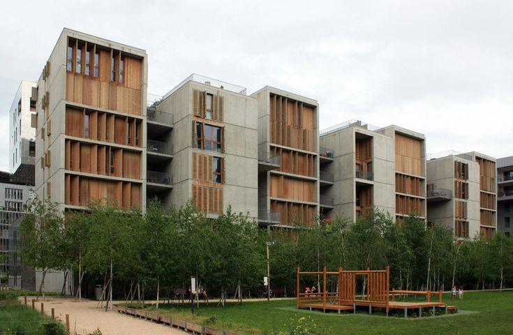 Les 25 meilleures id es concernant confluence lyon sur pinterest architecte - Plus logement definition ...