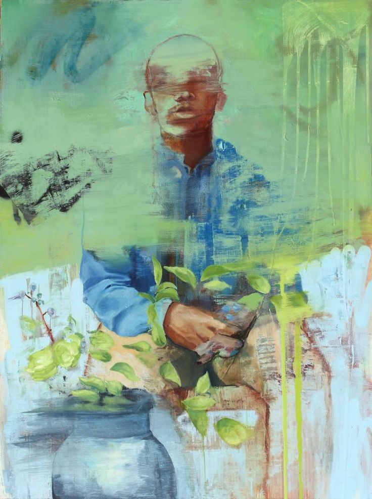 "Saatchi Art Artist Alex Jackson; Painting, ""Invisible Men"" #art"